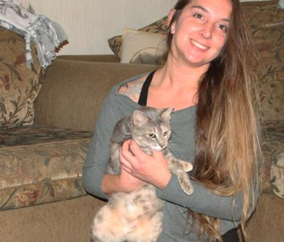 Pet lover provides home for needy cats