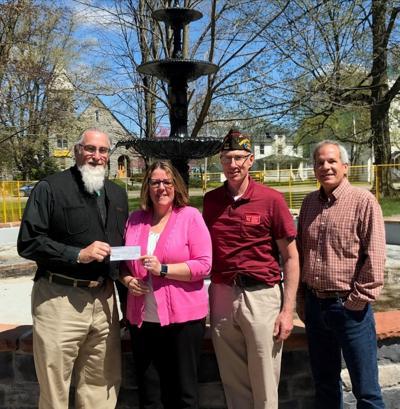 Canton Village Park donation