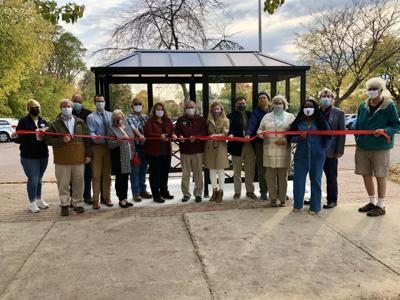 New solar-powered bus shelters installed