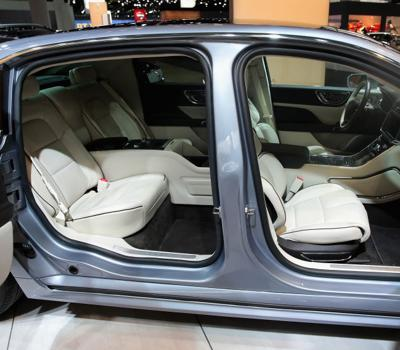 Can we expect more cars with 'suicide' doors?