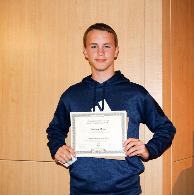 Hannibal High School students earn scholarships, awards