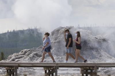Yellowstone had busiest September on record
