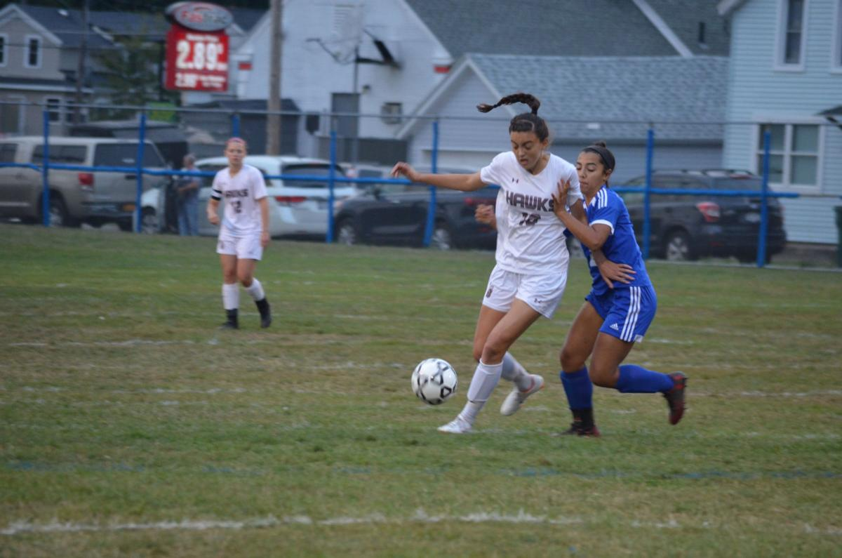 Central Square girls soccer team aiming high this season