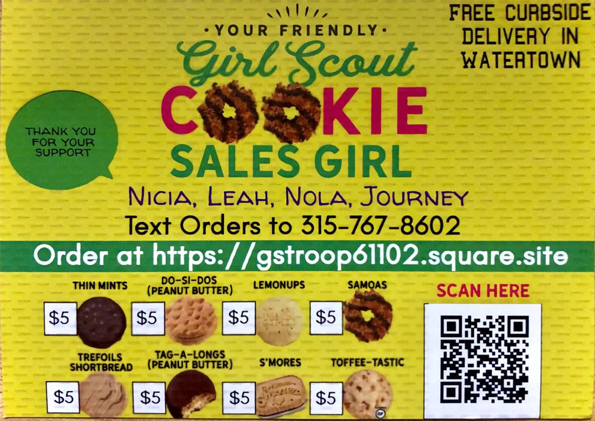Girl Scouts ready to deliver on goals for cookie sale