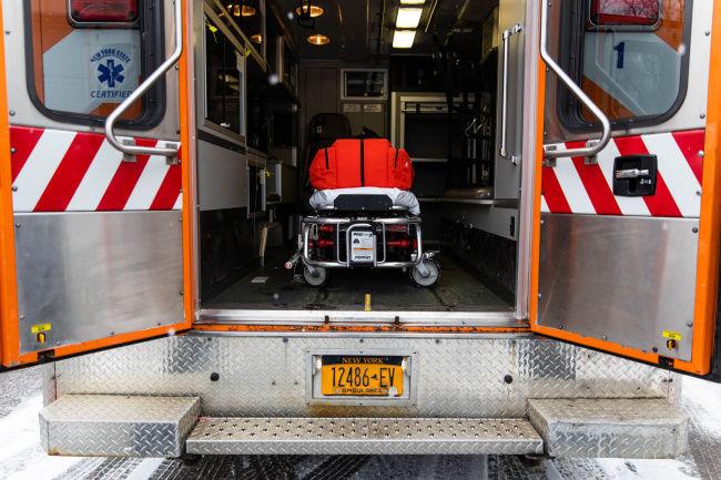 Volunteer ambulance service fees opposed