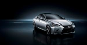 In the Lexus GS350, G is for Grandpa.