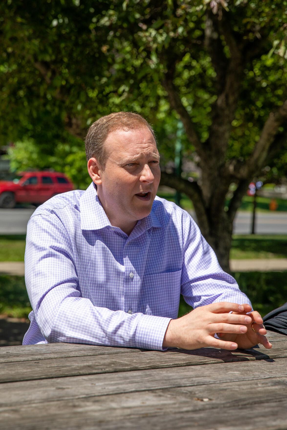 GOP gubernatorial candidate Zeldin makes stop in Watertown