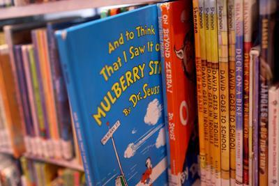 How teachers turned away from Dr. Seuss
