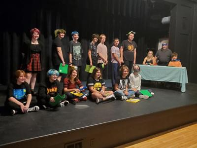 """Theater Art's Youth Academy (TAYA) announces cast for """"Bad Auditions by Bad Actors"""""""