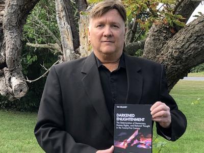 Professor's latest book probes 'Darkened Enlightenment'