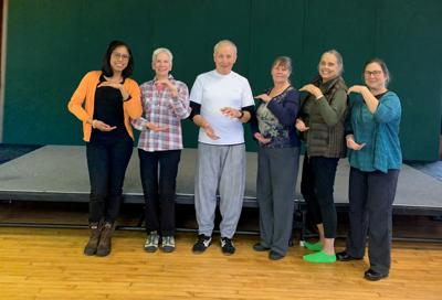 New RSVP instructors trained for Tai Ji Quan: Moving for Better Balance