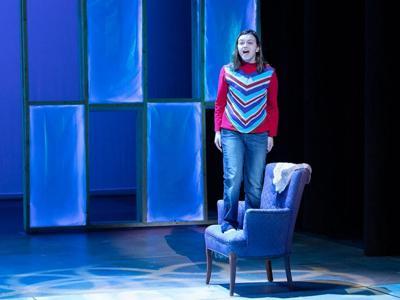 Oswego student earns opportunity to duet with Broadway star Mandy Gonzalez
