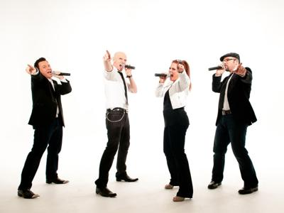 "Blue Jupiter's ""Twisted Broadway"" to bring a cappella to SUNY Oswego"
