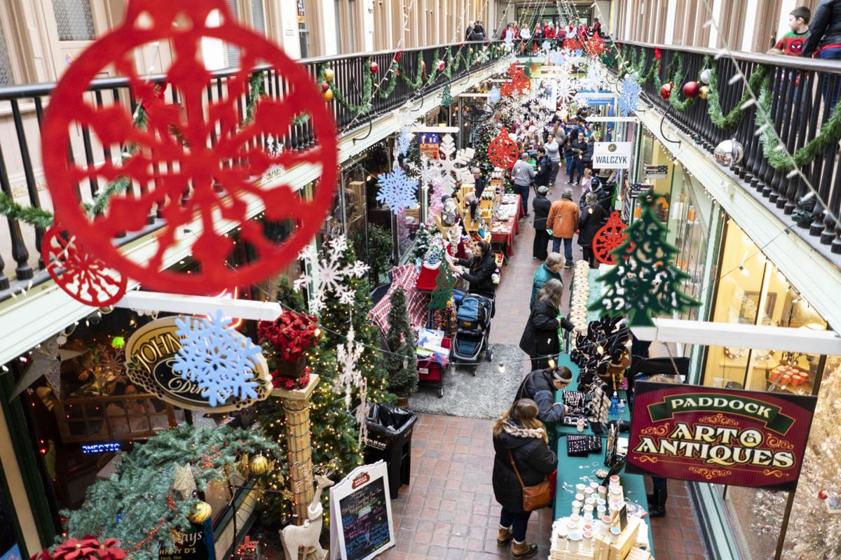 Holiday Market highlights 'Shop Local' theme