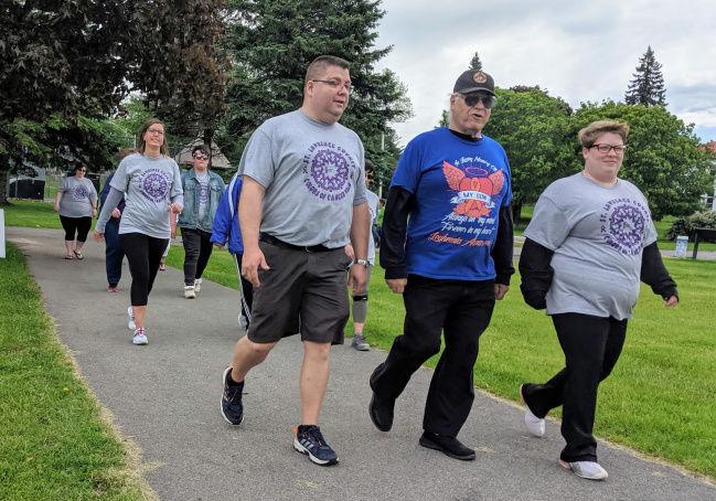 Cancer Walk raises $24,000