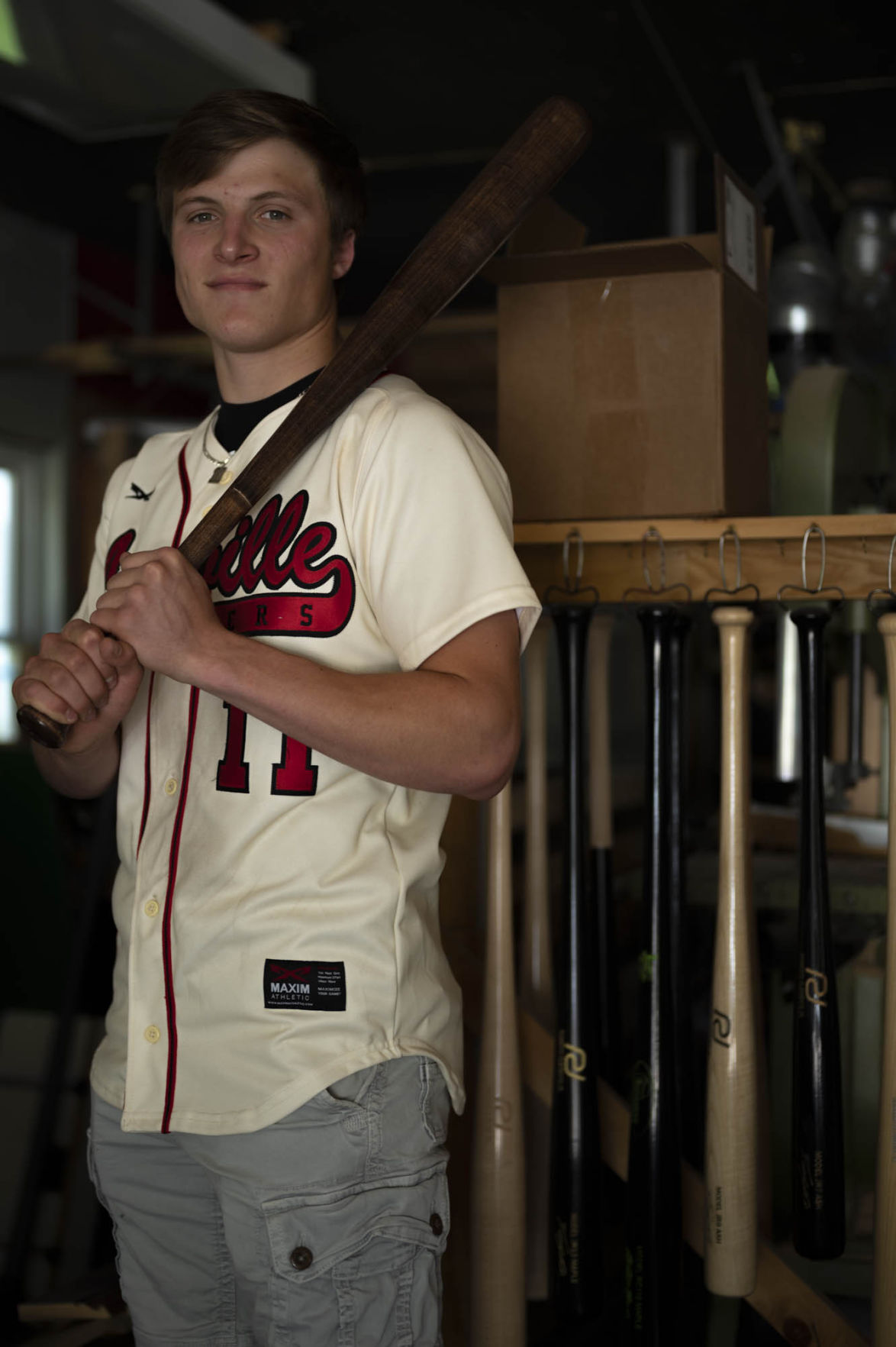 Brett Myers Senior Lowville Shortstop