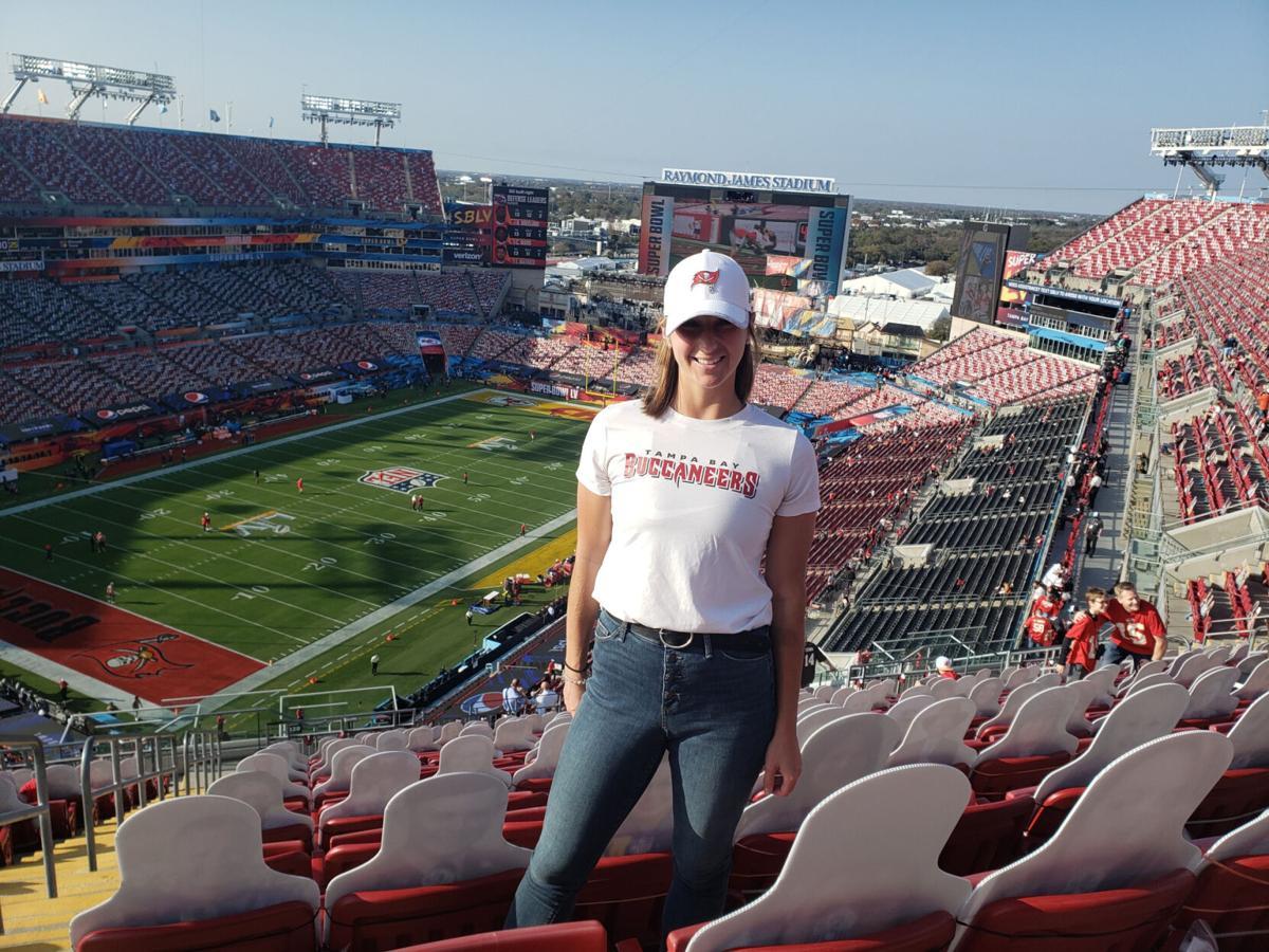 Pulaski graduate works behind-the-scenes for Tampa Bay Buccaneers