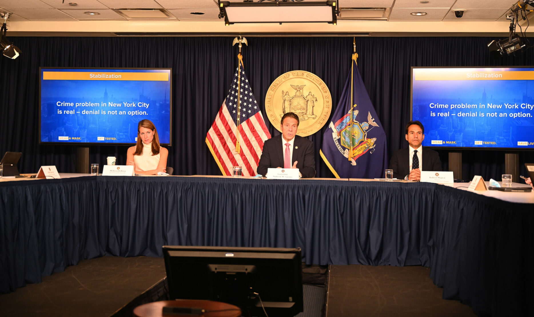 Cuomo: Testing will address COVID clusters