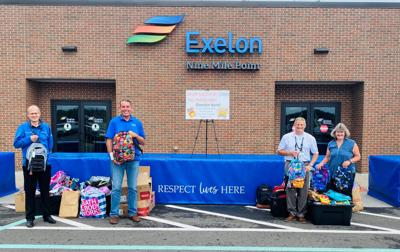 Exelon supports Stuff-A-Bus