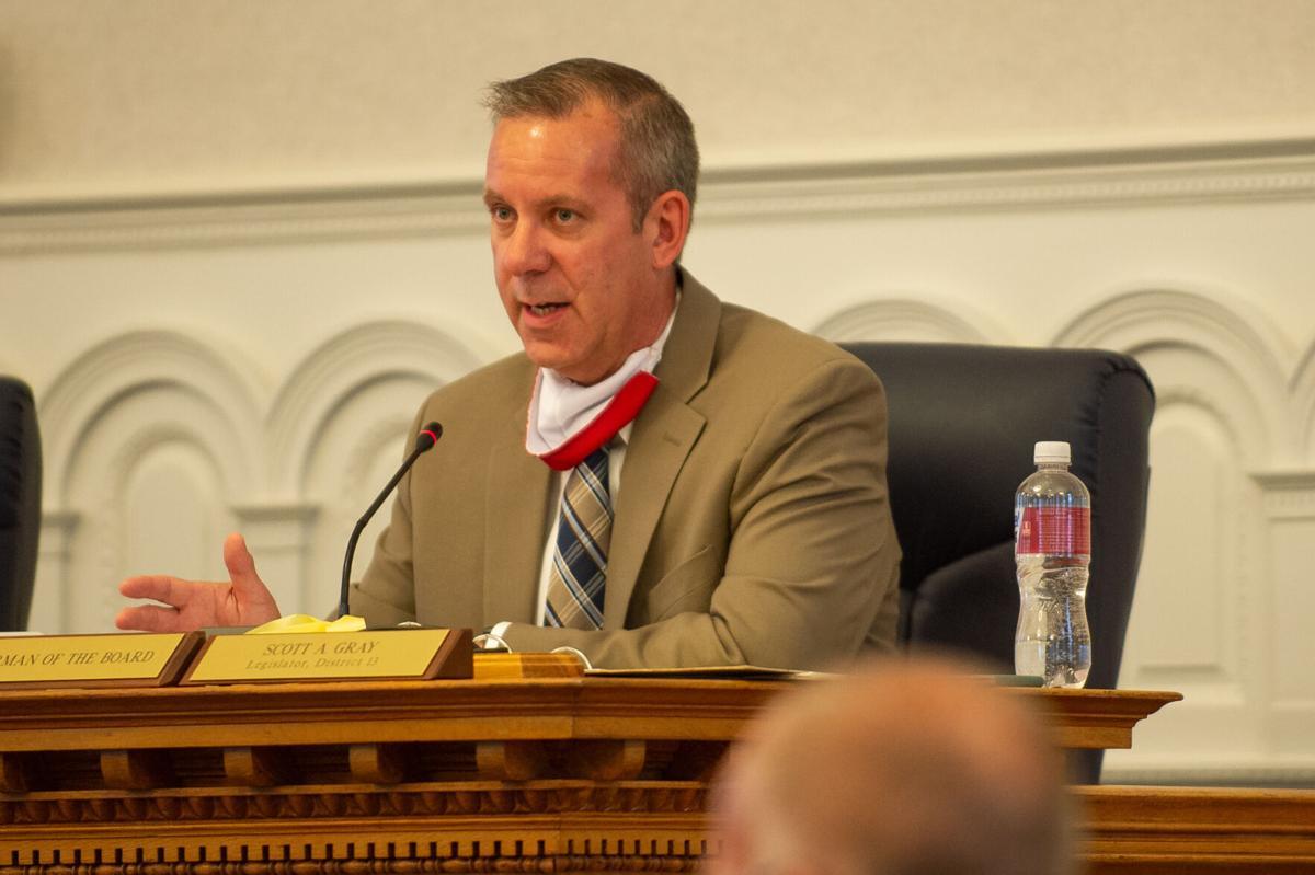 Rift develops among GOP legislators