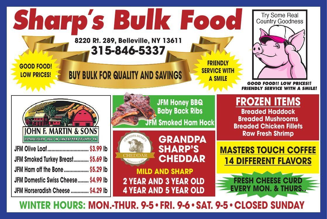 Sharp's Bulk Foods