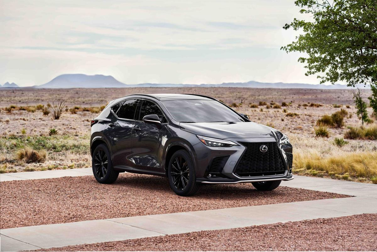 What's new from Toyota?