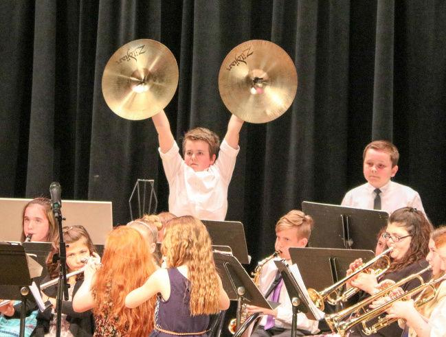 Student art, music in the spotlight at Hannibal schools