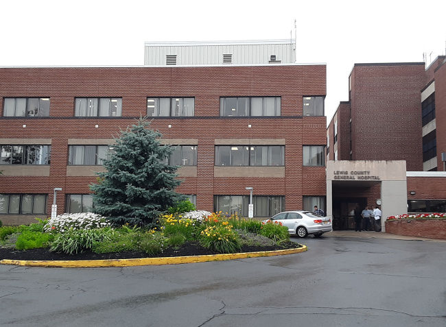 Two physicians join practices at Lewis hospital