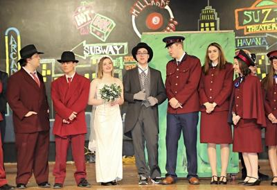 Lowville Academy to stage 'Guys and Dolls' for three nights