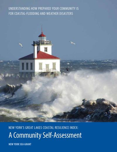 New York Sea Grant publishes NY Great Lakes Coastal Resilience Index