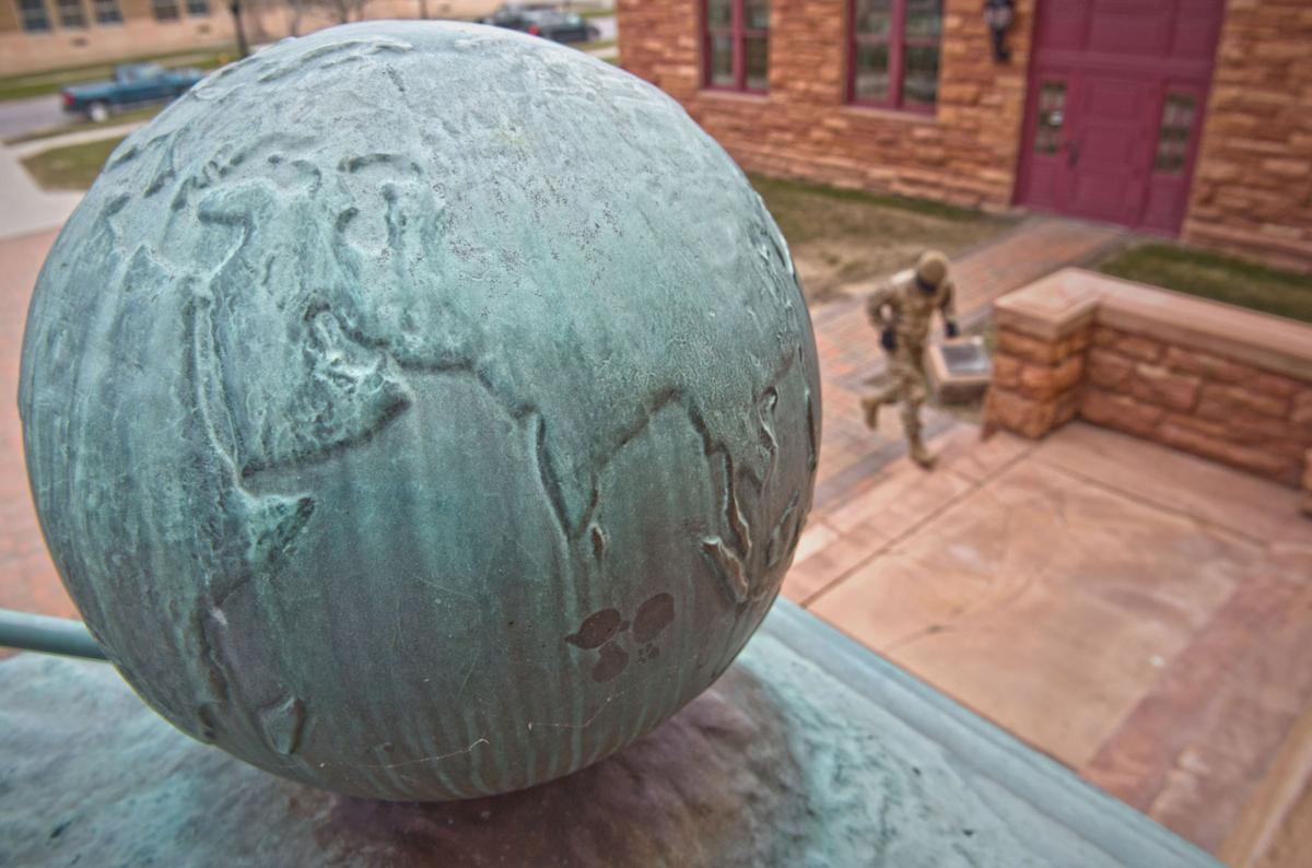 Good sculpture for earth day