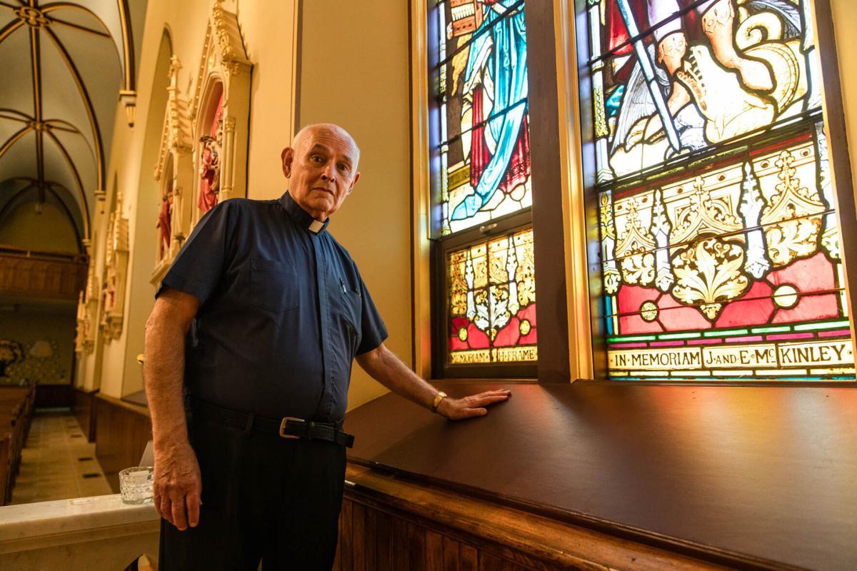 Parishes make plans for pastoral changes