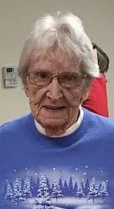 Mary Lou Morrow