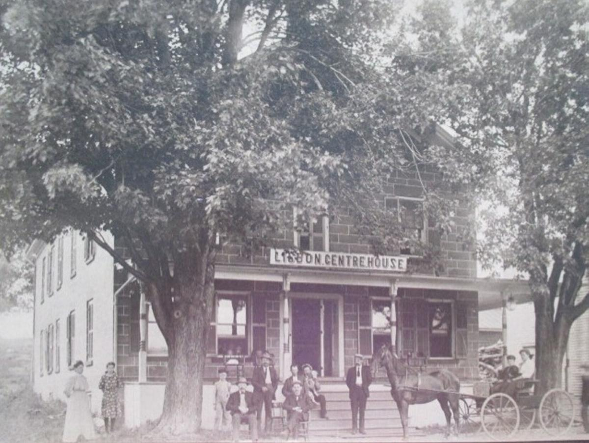 The history of the Lisbon Depot