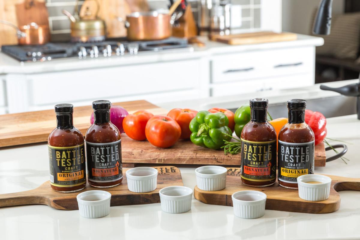 A zest for sauce