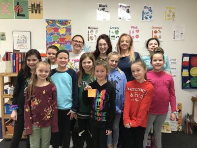 The Fulton YMCA's Girls Rock program welcomes Linda Eagan of Fulton Block Builders