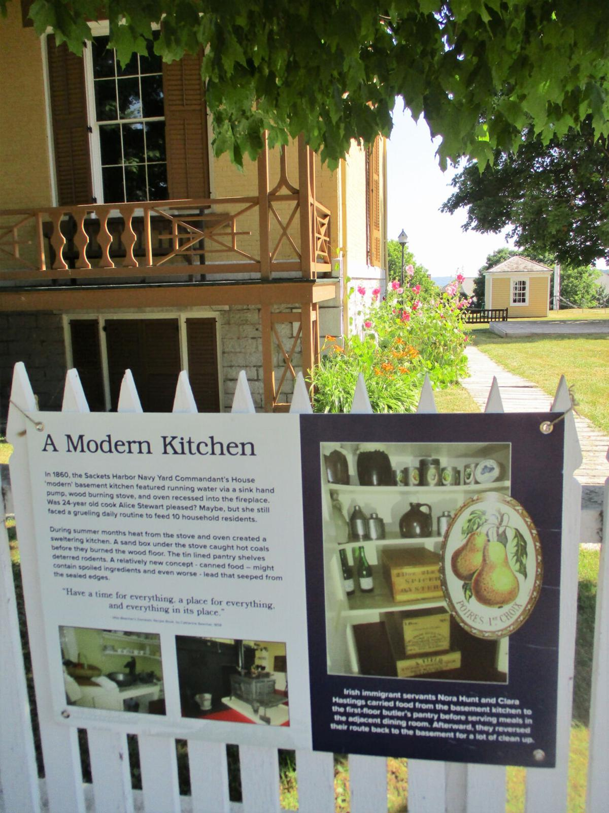 Battlefield site's stories break out with 'History on the Lawn'