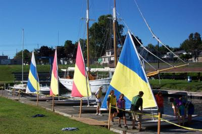 Sailing classes offered at Maritime Museum