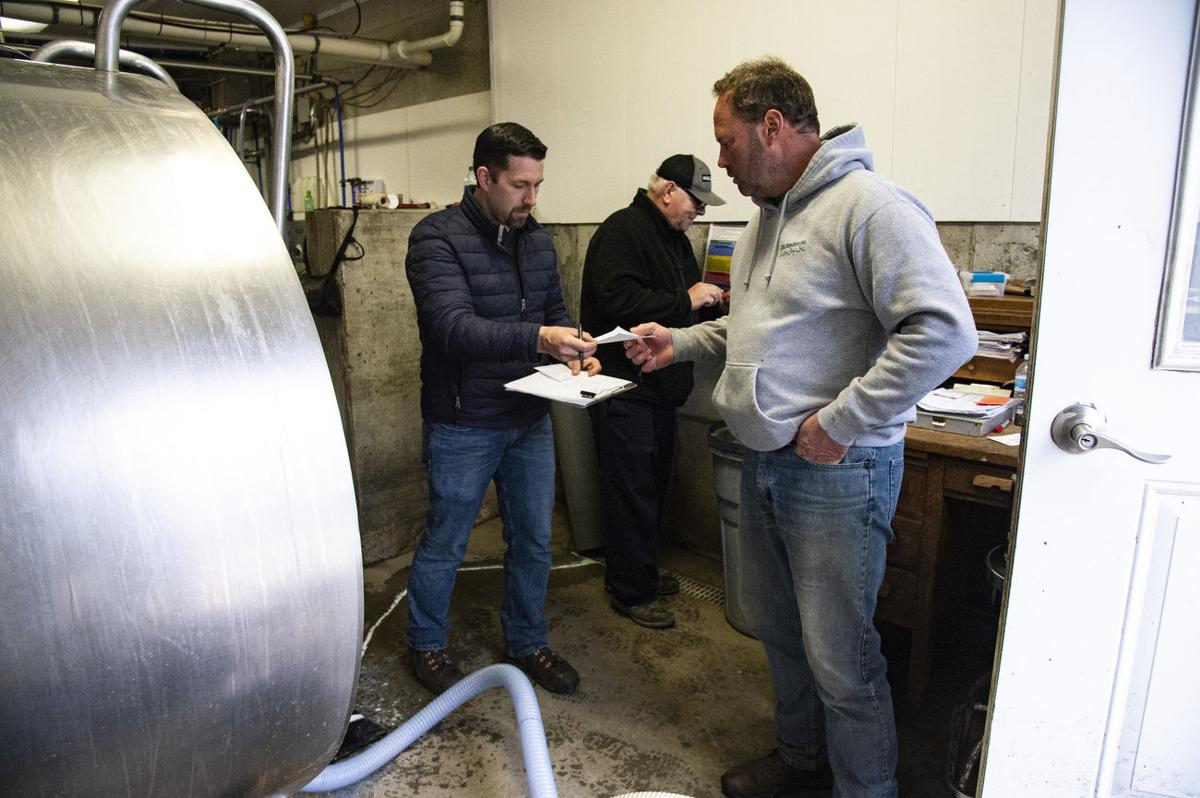 Farm, creamery team up to market milk