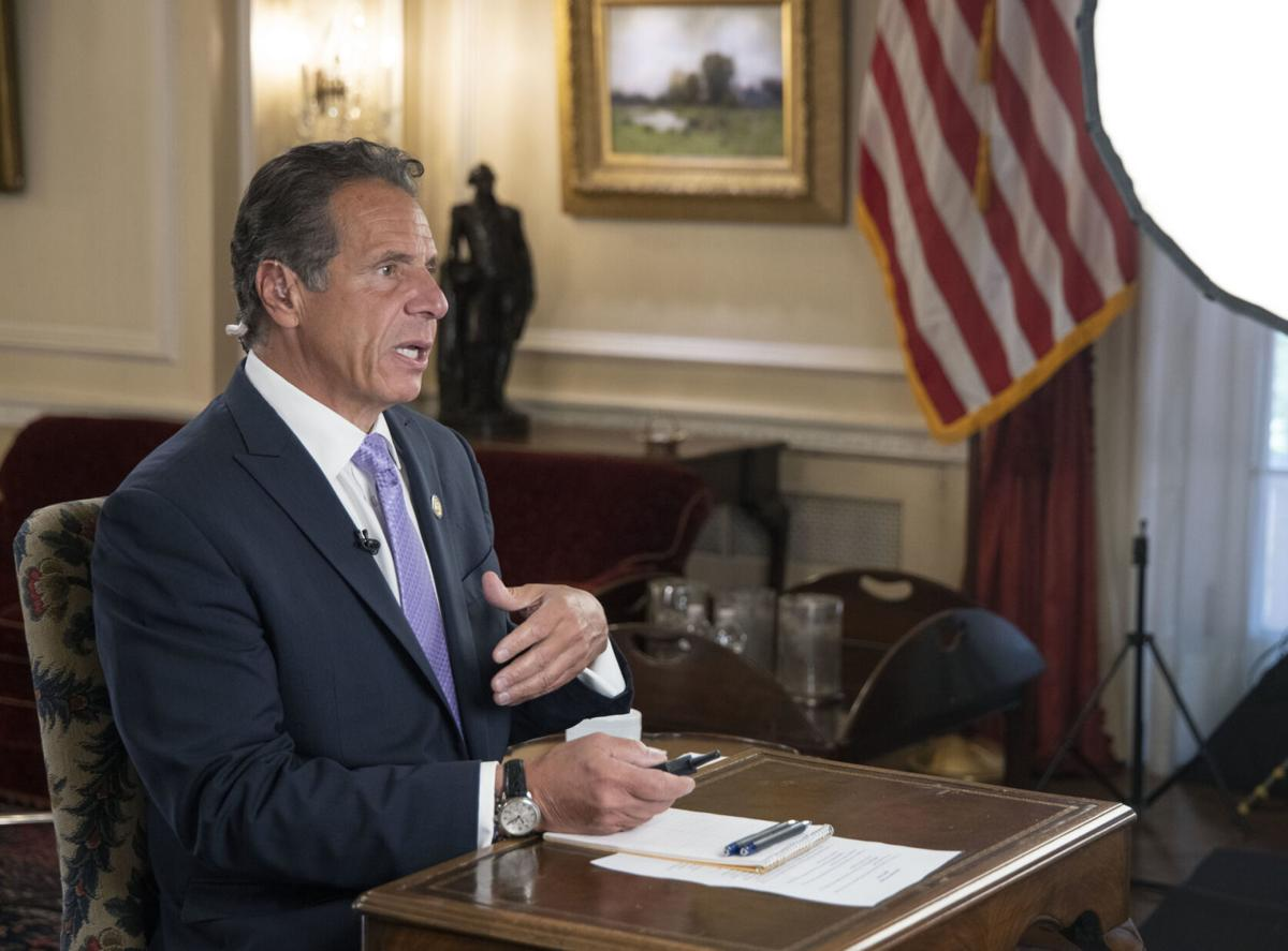 Cuomo says school mandate is possible