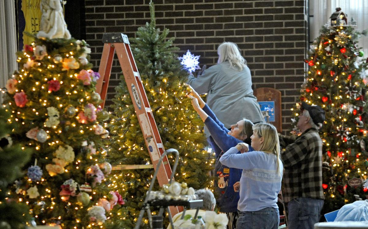 North Country Auctions >> North Country Festival Of Trees 2019 Set For Dec 5 8 Arts