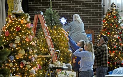 Festival of Trees planned Dec. 5-8