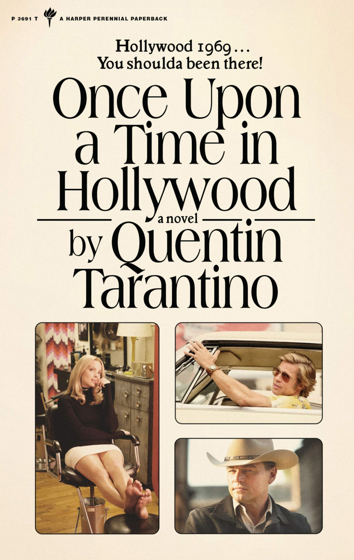 Tarantino flips the script with 'Once Upon a Time ...' novel