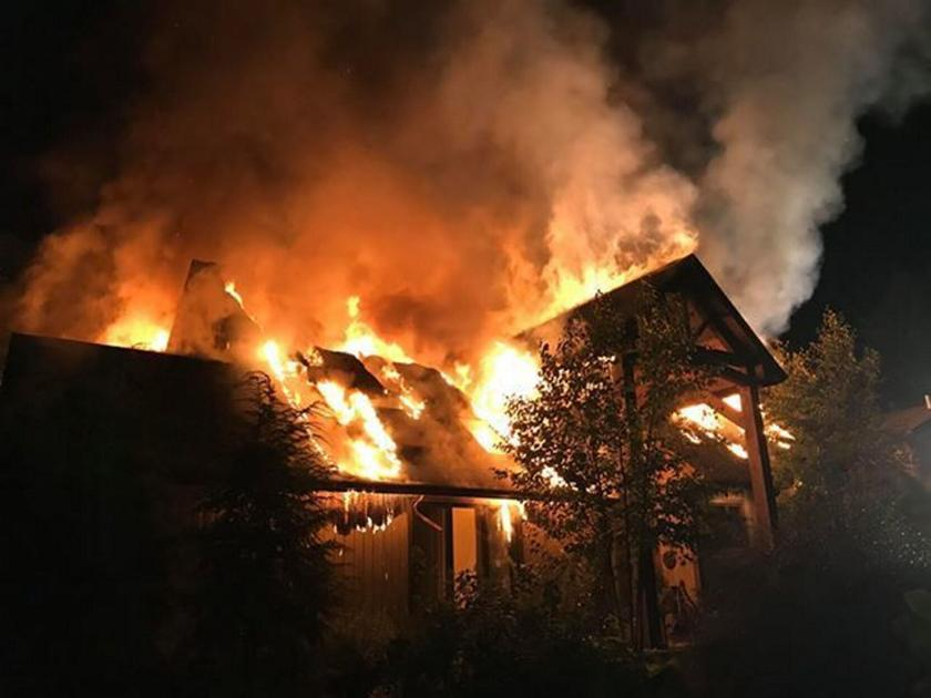 UPDATE: Cause of fire at Rachael Ray's Warren County home ...