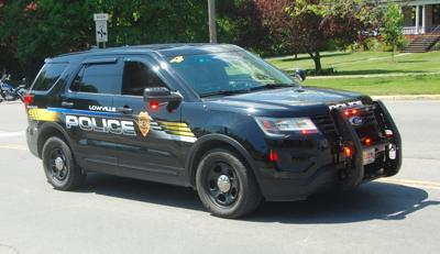 Leyden man allegedly hits woman's head into wall