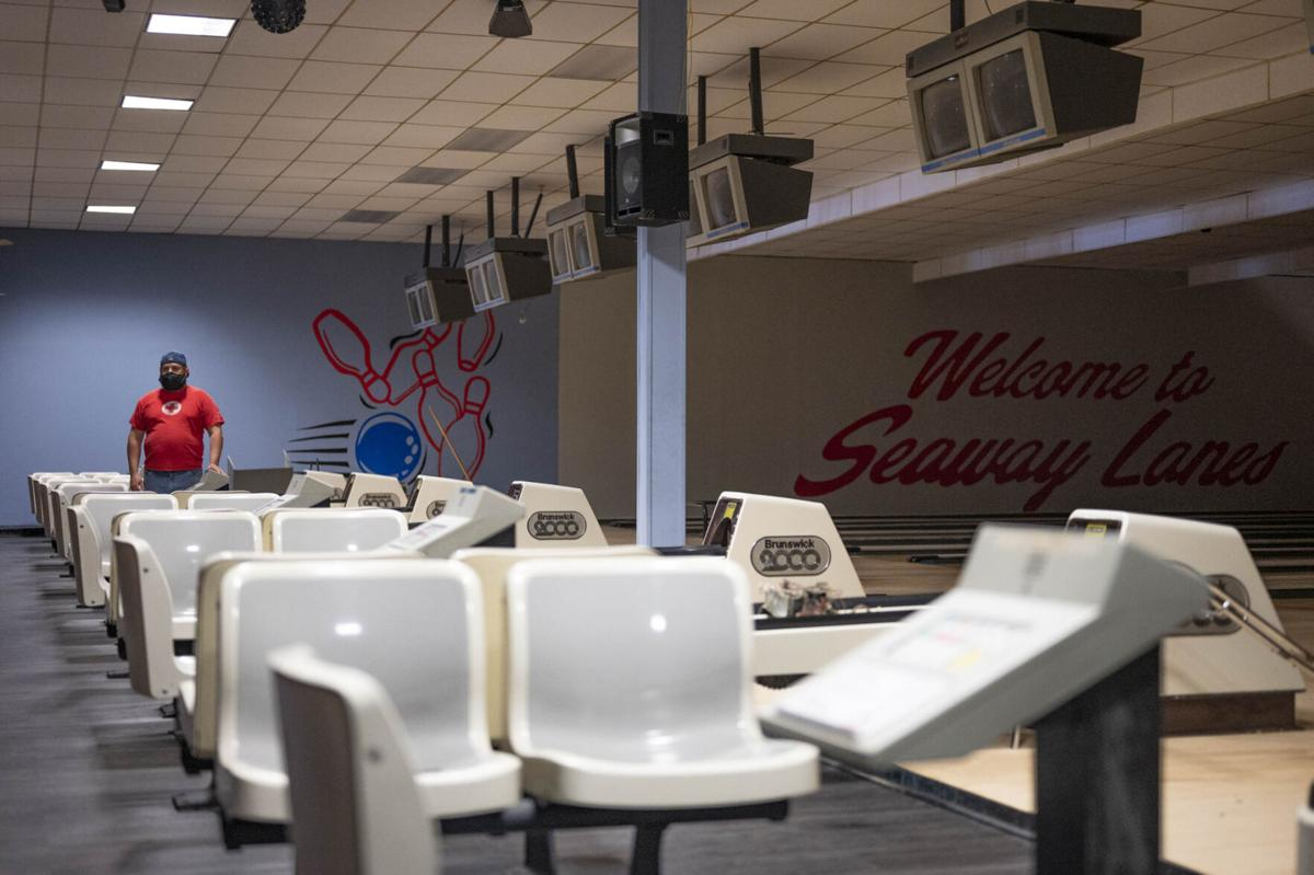 Bowling alleys anxious to get rolling