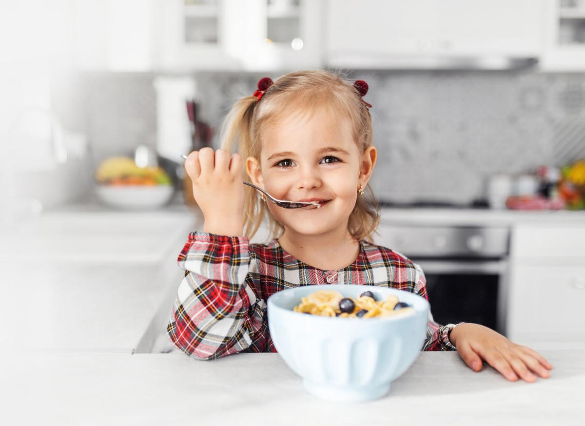 Healthy Breakfast for Kids: Focusing on good food choices
