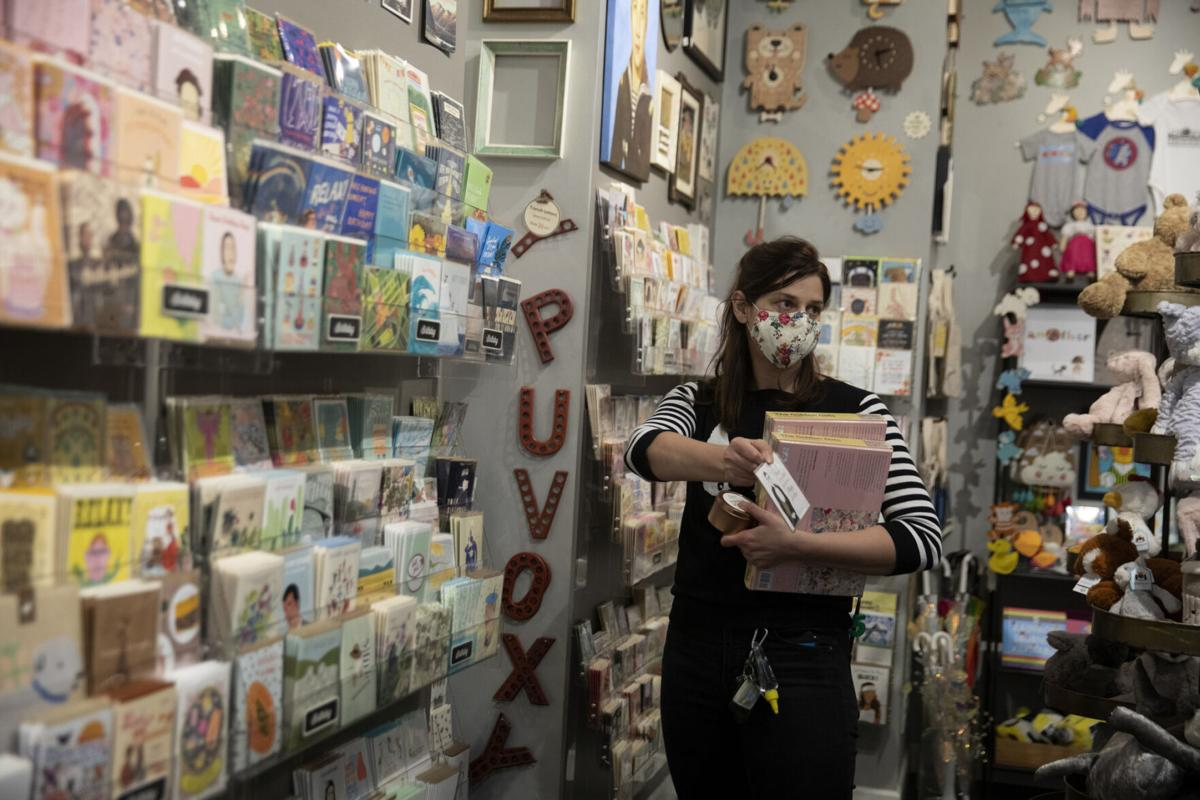 Pandemic fuels boom in greeting card sales