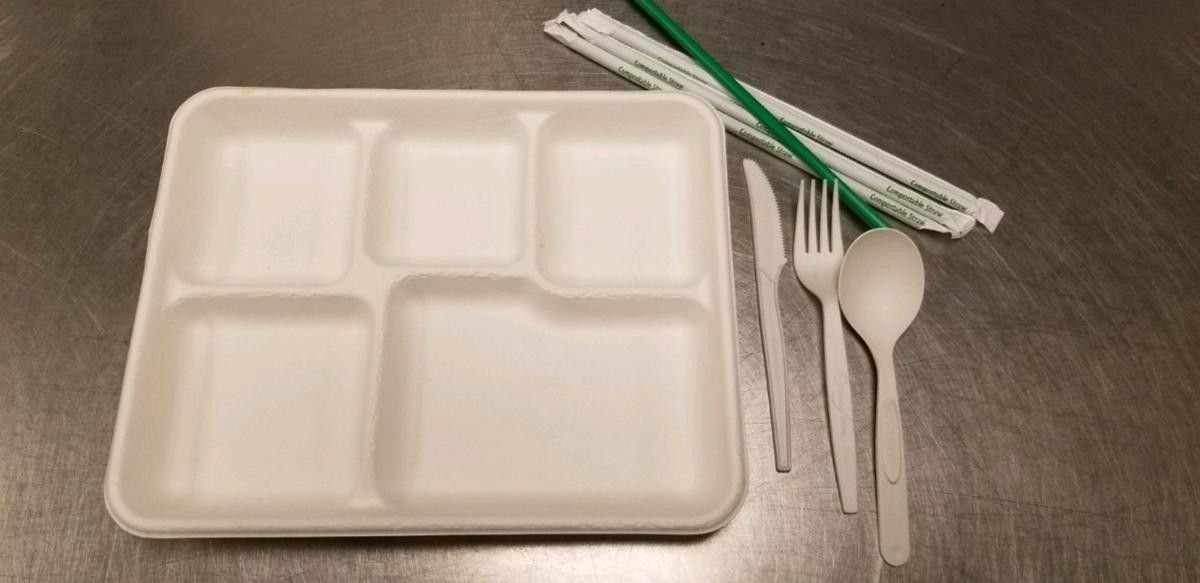 3 Oswego County school districts move from plastic to compostable lunchware