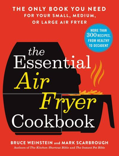 Air fryer for the holidays? Here's what to make first